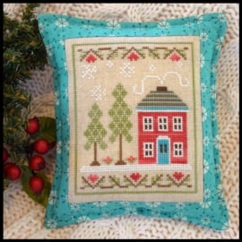 Country Cottage Needlework - Snow Place Like Home - Snow Place 2