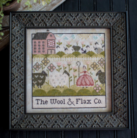 Plum Street Samplers - The Wool & Flax Co.