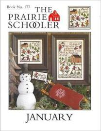 The Prairie Schooler - January