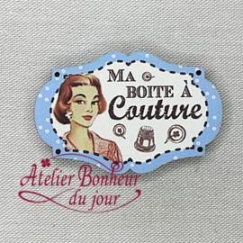 Atelier Bonheur du Jour - Ma boîte à couture