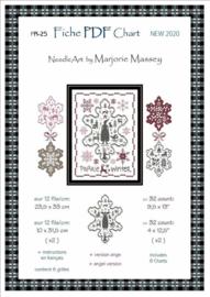 Marjorie Massey - Prairie Winter II  (PR-25)