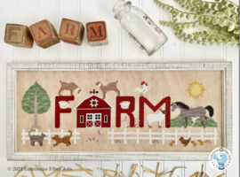 Luminous Fiber Arts - Farm