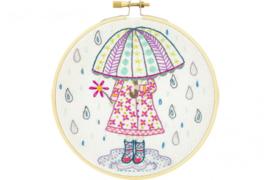 Un chat dans l'aiguille - Emilie aime la pluie (Emilie houdt van de regen)