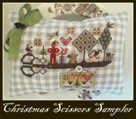 Nikyscreations - Christmas Scissors Sampler