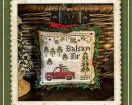 Little House Needleworks - Jack Frost's Tree Farm -  Balsam Fir (Jack Frost nr. 4)