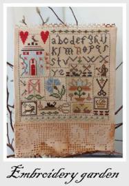Nikyscreations - Embroidery Garden