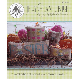 With thy needle and thread - Jelly Bean Jubilee (Brenda Gervais)