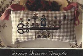 Nikyscreations - Spring Scissors Sampler
