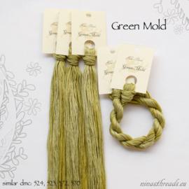 Nina's Threads - Green Mold