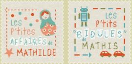 Lili Points - V003 - Les boîtes ... des enfants