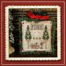 Little House Needleworks - Jack Frost's Tree Farm -   Fresh Pines (Jack Frost nr. 6)