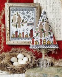 Hello from Liz Mathews - Second Day of Christmas Sampler & Tree