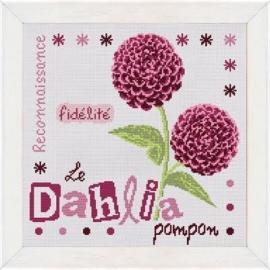 Lili Points - J010 - Dahlia