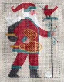 The Prairie Schooler - Santa 2011