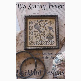 Blackbird Designs - It's Spring Fever (Loose Feathers  - For the Birds nr. 1)