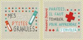 Lili Points - V001 - Les boîtes ... Petite pharmacie