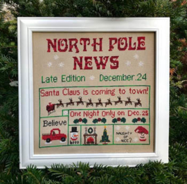 Pickle Barrel Designs - North Pole News