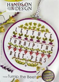 Hands on Design - Turnip the Beet