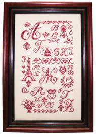 JBW Designs - Alphabetique