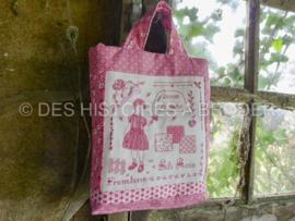 Des Histoires à broder - Lili-Rose et son petit sac