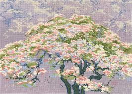 DMC - A Tree  in Blossom (William Giles) (BL1149/73 - The British Museum)