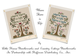 Little House Needleworks & Country Cottage Needleworks - Where there is Life