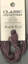 Classic Colorworks - Rod & Reel