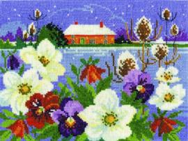 DMC - BK1679 - Winter Garden
