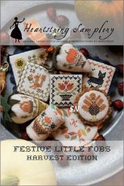 Heartstring Samplery - Festive Little Fobs Harvest edition