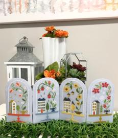 Tiny Modernist - Seasonal Bell Jars