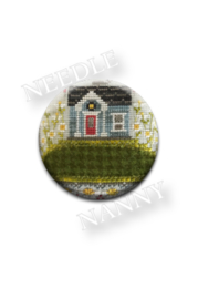 Needle Nanny - House on a Hill by Hands on Designs