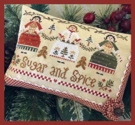 """Little House Needleworks -""""Sugar and Spice"""""""
