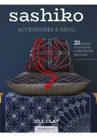 Livre - Sashiko (accessoires & deco)