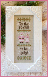 Country Cottage Needlework - T is the Season