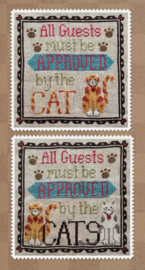 Waxing Moon Designs - Cat owner's Welcome
