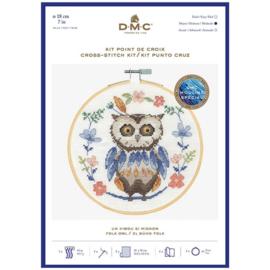 DMC - Folk Owl (BK1925)