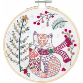 Un chat dans l'aiguille - Madame Renard attend Noël (ref. 215202009004)