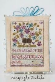 Tralala - Bouquet de violettes et myosotis