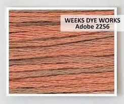 Weeks Dye Works - Adobe