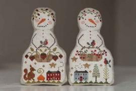 Tralala - Bonhommes de neige automne/hiver (sneeuwman herfst/winter)