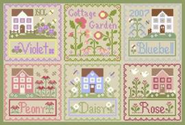 Country Cottage Needlework - Cottage Garden