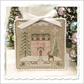 "Country Cottage Needleworks - Glitter Village - ""Glitter House 4"""