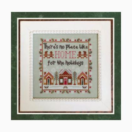 Country Cottage Needlework - Home for the Holidays
