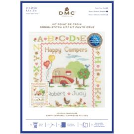DMC - Happy Campers (BK1923)