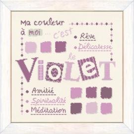 Lili Points - X008 - Violet