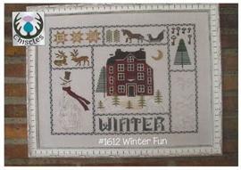 Thistles - Winter fun (1612)