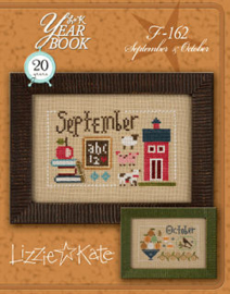 Lizzie Kate - Yearbook (Septembre & Octobre)