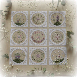 Fleurs de Lin - Féérie de Printemps