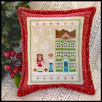 Country Cottage Needlework - Snow Place Like Home - Snow Place 5