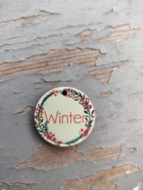 """Atelier Bonheur du Jour -  """"Winter"""""""